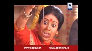 Yamini  doubts that Shivanya is 'naagin'