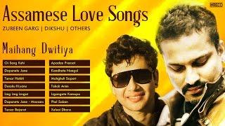Best of Zubeen Garg | Assamese Love  Songs | Dikshu | Assamese Songs