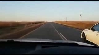 BMW X5 VS Opel Kadett Super Boss - Speeding on Public Roads