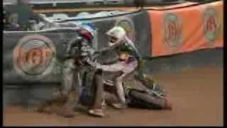 speedway fights