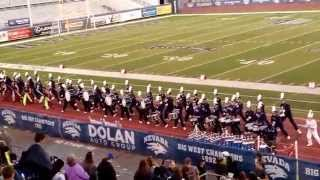 The Sierra Band Crusade 2015 - Carson City High School - The Legend of Whitey