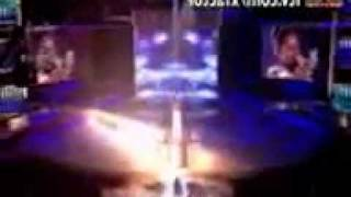 MUST SEETREY C COHEN sing Don  39 t Wanna Miss A Thing   The X Factor LIVE Show 5  11 7 2010