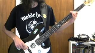 Exodus - Metal Command (Bass Cover)