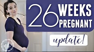 26 WEEKS PREGNANT   I LOST ALL MY PREGNANCY WEIGHT!!!