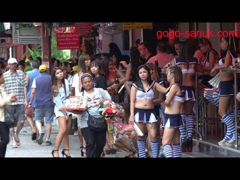 Xxx Mp4 Soi6 And Sunset Beach Road【Pattaya 2018】 3gp Sex