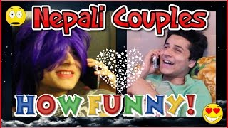 HOW FUNNY PARODY - NEPALI COUPLES IN BED
