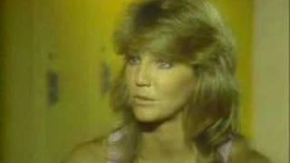 Heather Locklear - T.J. Hooker Interview (1984)