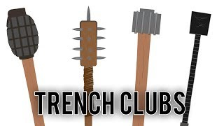 Trench Clubs (World War I)