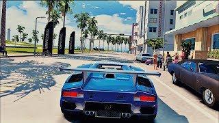 العاب تشبه لعبة ( قراند GTA V ) لم تكن تعرف انها موجودة للأندرويد | جرافيك رهيب