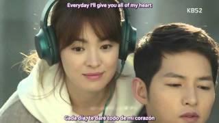 [Hangul/Rom/SubEspañol] XIA (Junsu) - 'How Can I Love You' (Descendants Of The Sun OST Part 10) HD
