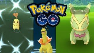 Shiny-Endivie, Kecleon und das mysteriöse neue Pokémon | Pokémon GO Deutsch #730