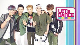 Let's Dance: UNIQ(유니크) _ EOEO [ENG/JPN/CHN SUB]
