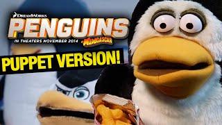 Penguins of Madagascar | SWEDED TRAILER