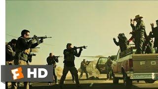 Sicario: Day of the Soldado (2018) - Avenging Alejandro Scene (9/10) | Movieclips
