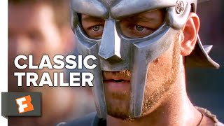 Gladiator (2000) Trailer #1 | Movieclips Classic Trailers