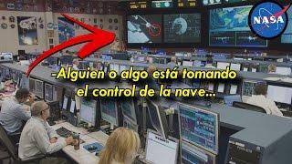 NASA ADMITE QUE ALGUIEN TOMÓ EL CONTROL DE ESTA NAVE