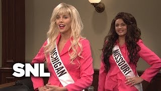 Cut For Time: Prosecution - SNL