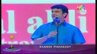 Ramesh Pisharody stand-up comedy (Asiavision TV Awards 2012)