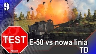 Taranem w nowe TD - TEST - World of tanks