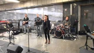 Šárka Vencová - My immortal (Nalaďte se v metru 2015)