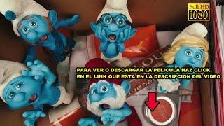 Los pitufos 2 pelicula completa en español latino