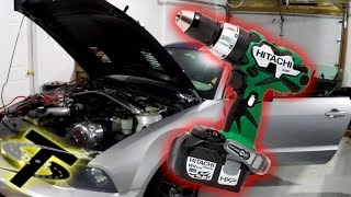 Jump Start Your Car With A Drill LIFE HACK!!!