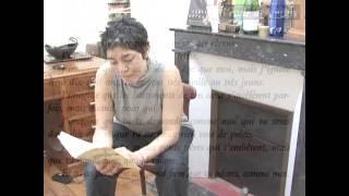 Valérie Zénatti, à propos de son roman Une bouteille dans la mer de Gaza