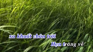 Ru Nửa Vầng Trăng - Ngọc Sơn Karaoke Beat
