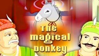 Akbar Birbal Stories | The Magical Donkey | Hindi Animated Stories For Kids | Masti Ki Paathshala