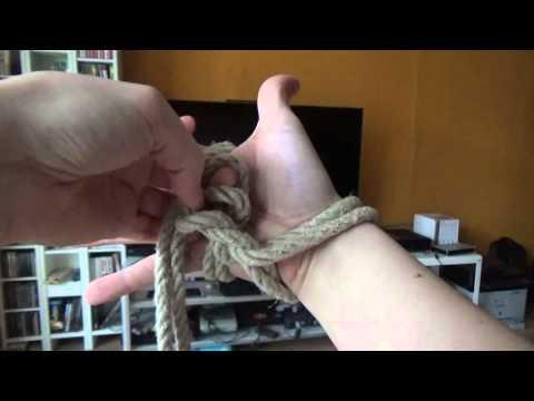 Xxx Mp4 BDSM Bondage Basic Handinnenflächenknoten Für Fixierungen 3gp Sex
