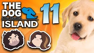 The Dog Island: Straight Up Dog Anime - PART 11 - Game Grumps