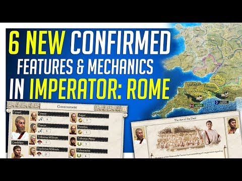 Xxx Mp4 6 New Confirmed Features In Imperator Rome Dev Diary 12 17 3gp Sex