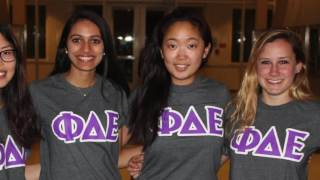 Phi Delta Epsilon Fall 2016 Rush
