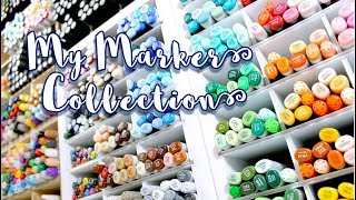 MY MARKER COLLECTION - MissKerrieJ -