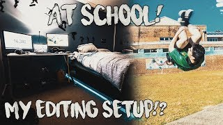 FLIPS AT SCHOOL AND UPGRADING MY ROOM!