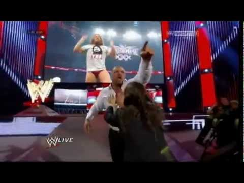 Xxx Mp4 Wwe Daniel Bryan Attacked Triple H On 31 03 2014 In Raw 3gp Sex