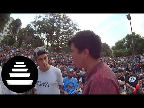 MKS & DUKI vs ACRU & FAQQ 4tos Pretemporada 2vs2 2017 El Quinto Escalón