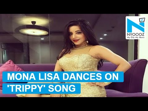 Xxx Mp4 Mona Lisa Dances On Sunny Leone's 'Trippy' Song 3gp Sex