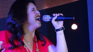 REGINE VELASQUEZ - Breakfree (Regine Series Mall Tour: Robinsons Magnolia)