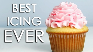 BEST Icing EVER!!  How-to make the PERFECT Icing!
