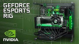 GeForce Garage - The GeForce ESports Build