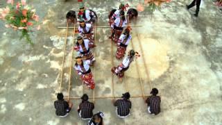 All set for Cheraw dance - The exotic folk dance of Mizoram