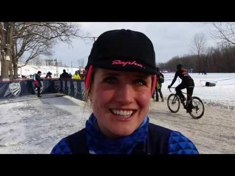 Ellen Noble - 2017 Womens U23 Cyclocross Champion - Hartford