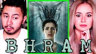 BHRAM   Official Trailers   Reaction   Kalki Koechlin   Jaby Koay   Carolina Sofia