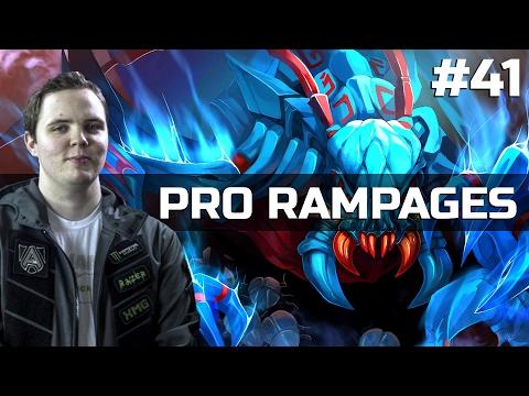 Dota 2 PRO Rampages #41
