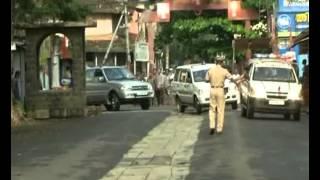 TRIVANDRUM... BJP PRESIDENT AMIT SHAH OFFERED PRAYERS AT PADMANASAMY TEMPLE.