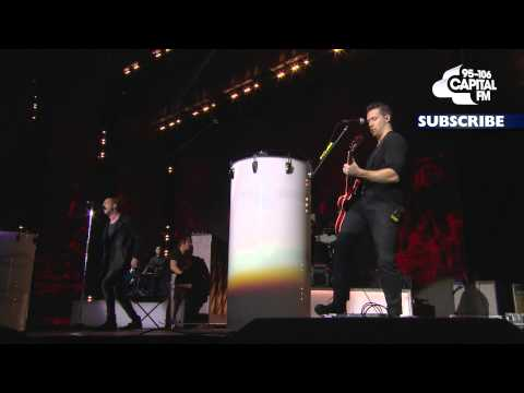 OneRepublic - 'Love Runs Out' (Live At The Jingle Bell Ball)