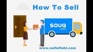 How To Sell online on Souq.com