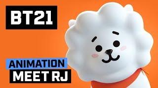 [BT21] Meet RJ!