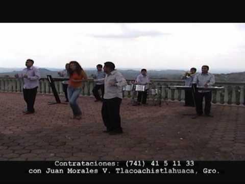 Diamante musical la brujita Tlacoachistlahuaca
